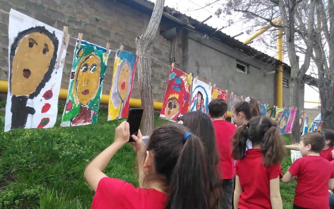 Դեմ-դիմաց. գարնանային գունառատ  ցուցահանդեսը՝ Հարավում