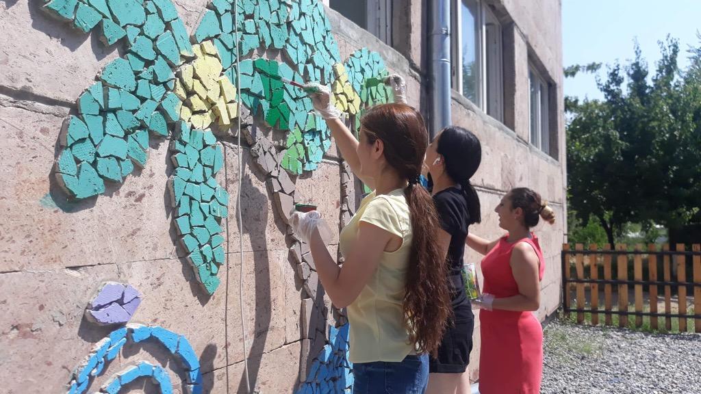 Սեպտեմբերի 2-6՝ նախագծային ուսուցման ստուգատես. հեղինակային կրթական ծրագրի բաց ցանցի սեպտեմբերյան ամենամյա ստեղծագործական հավաք.