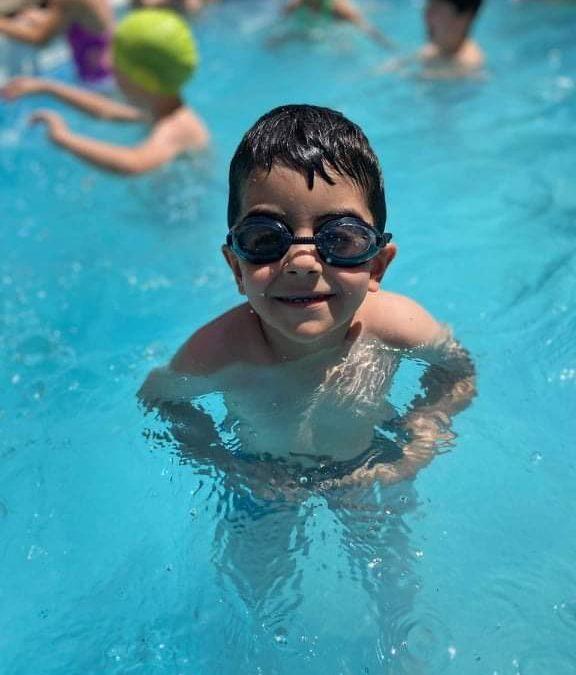 Լրացուցիչ կրթության ամառային լողափնյա ճամբար
