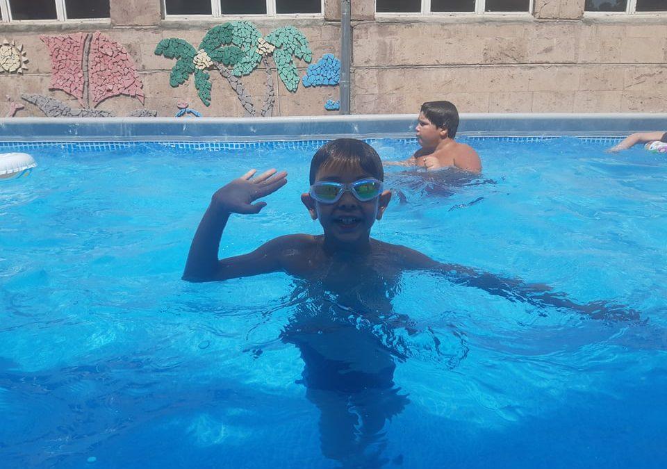 Ամառային լողափնյա բաց ճամբար