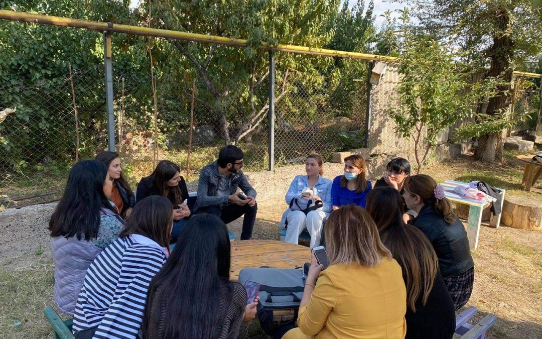 Մանկավարժական աշխատողների հավաք